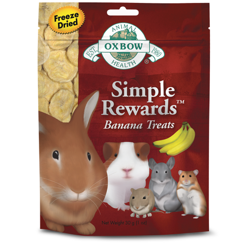 Oxbow Simple Rewards Bunny Treats