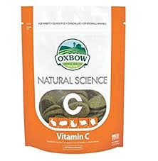 Oxbow Natural Science Vitamin C Supplement