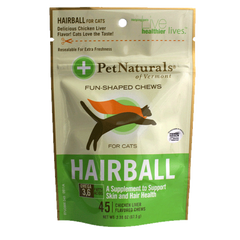 Pet Naturals Hairball Remedy