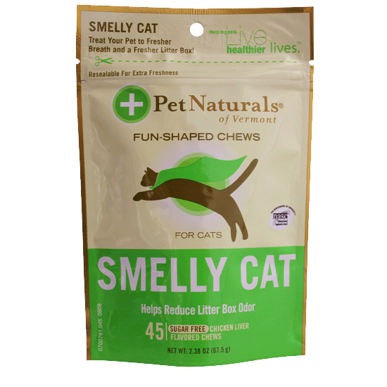 Pet Naturals Smelly Cat *Old Style*