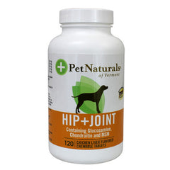 Pet Naturals Hip & Joint Extra Strength Tablets for Dogs