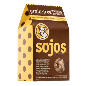 Sojos Grain-Free Dog Biscuits