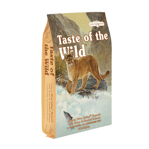 Taste of the Wild Canyon River Feline Dry Formula