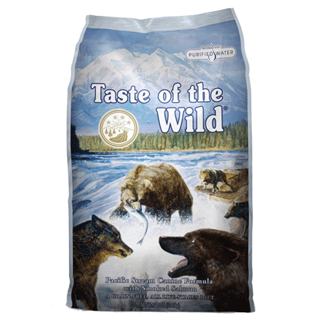 Taste of the Wild Pacific Stream Canine Dry Formula