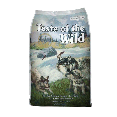 Taste of the Wild Pacific Stream Puppy Dry Formula
