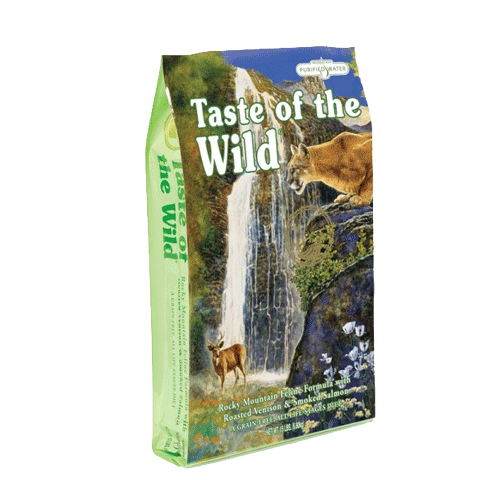 Taste of the Wild Rocky Mountain Feline Dry Formula