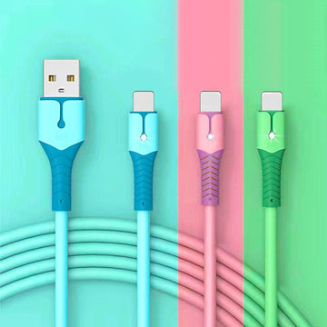 Silicone Quick Charging Cable