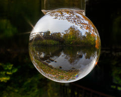 Lensball - The perfect crystal ball for wide-angle photography