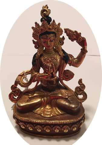 "Sherab Chamma Loving Mother 5"" Statue"