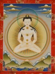 Thangka - Five Chakras