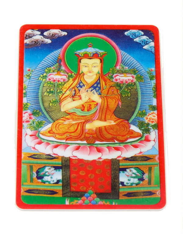 Nyamed Sherab Gyaltsen Pocket Card