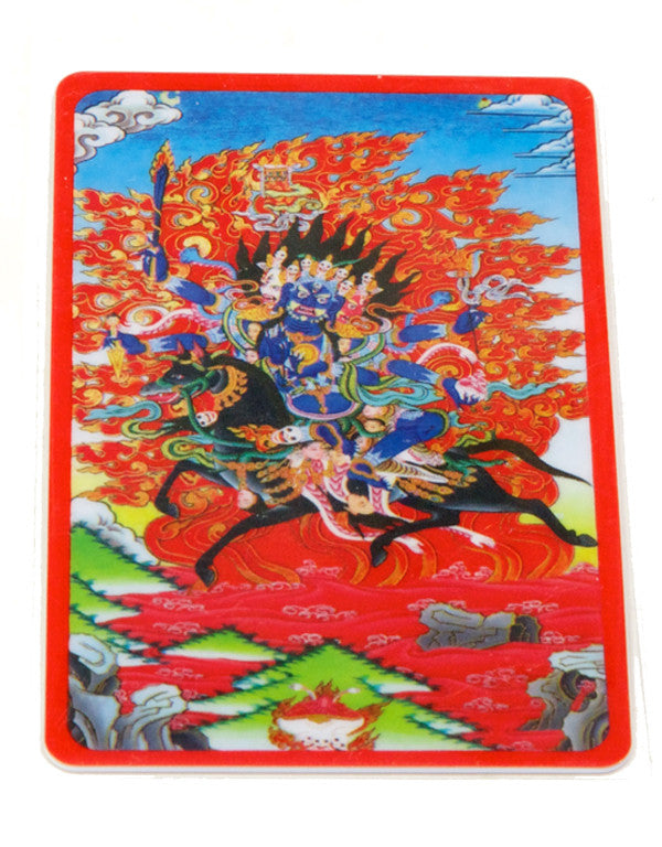 Sipi Gyalmo Pocket Card