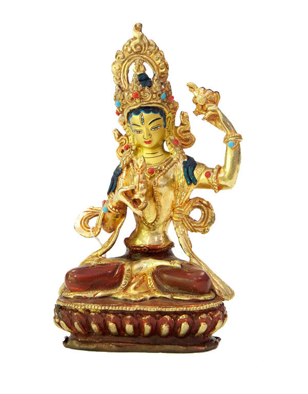 "Sherab Chamma Loving Mother 7"" Statue"