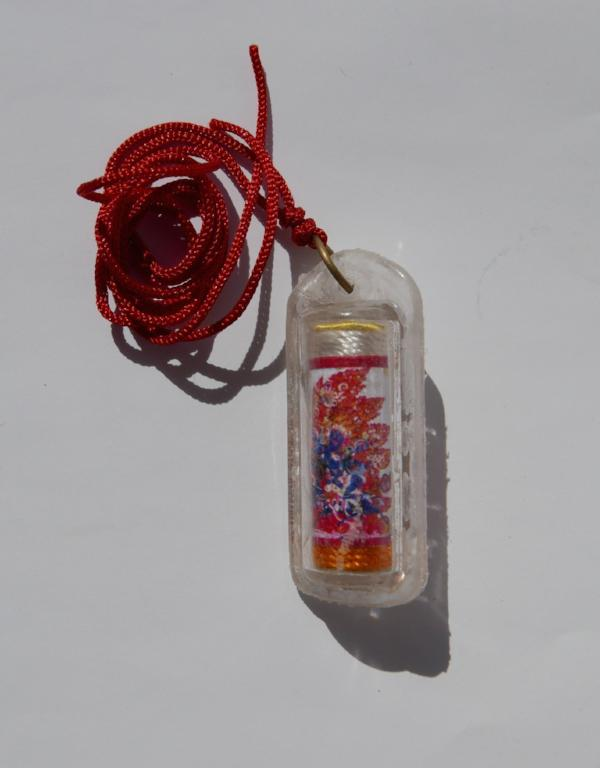 Protection Amulet - Sipi Gyalmo