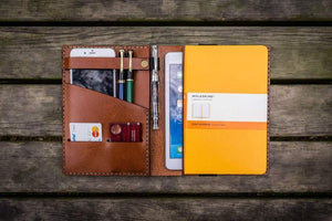 Moleskine Size Guide - Galen Leather