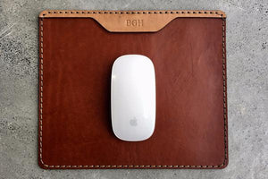 Cool Desk Accessories To Give Your Desk A Makeover - Galen Leather
