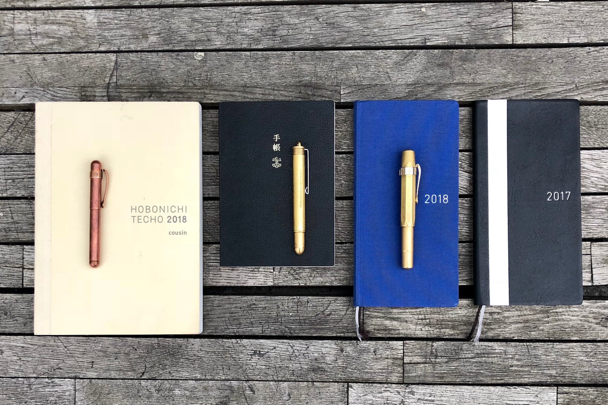The Ultimate Guide To Hobonichi Planners & Covers