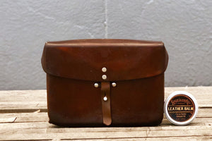 How to Condition Leather - Natural Leather Balm from Galen Leather