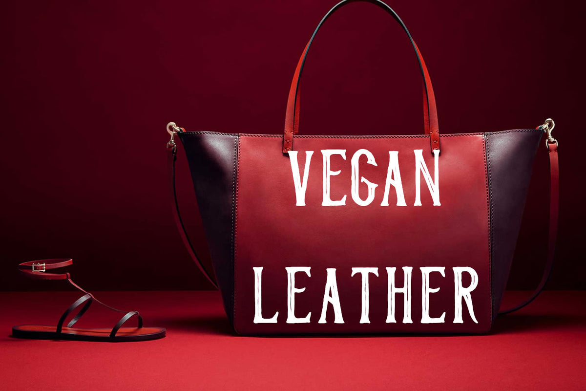 What to Think About Vegan Leather