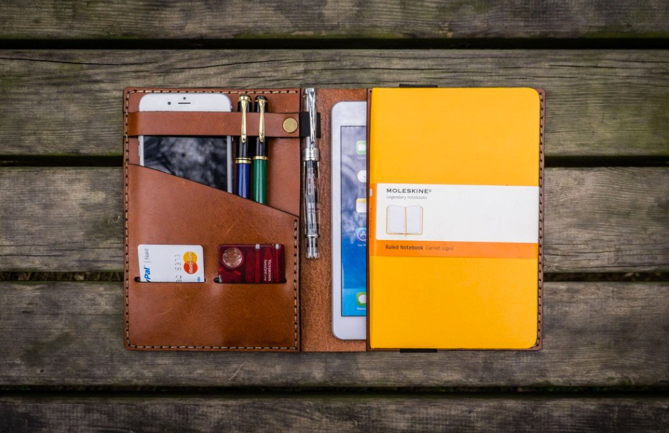 traveler's notebook, bullet journal, traveler's notebook sizes
