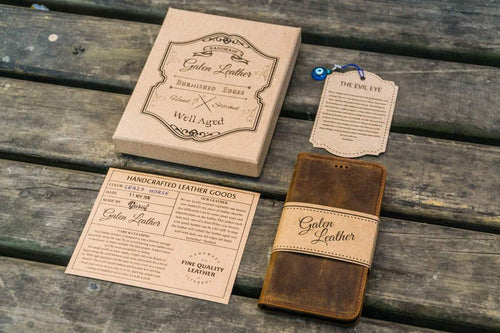 Leather Gift Package