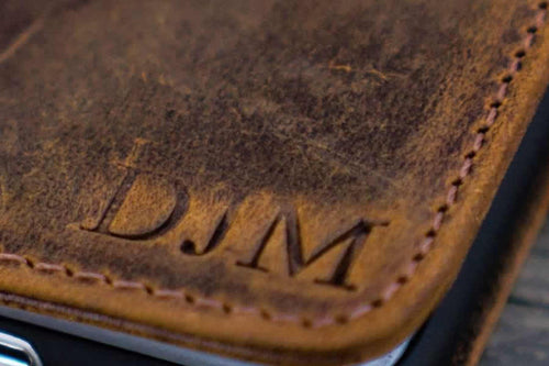 Leather Gift Personalized