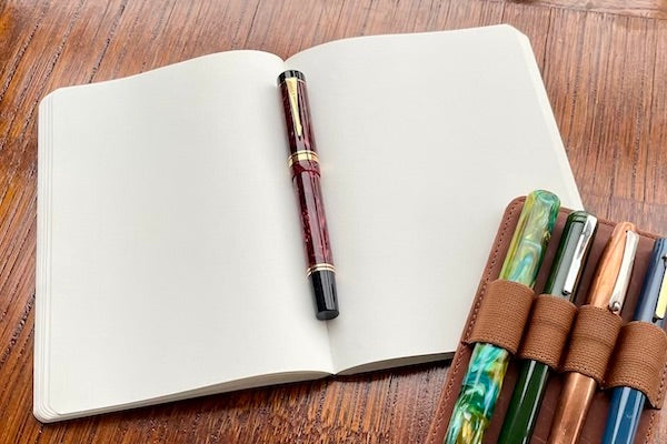 letter to a pen pal fountain pens