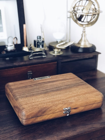 portable writing box