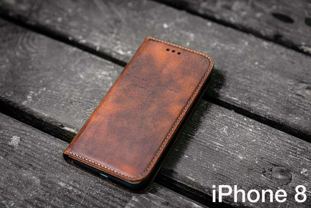 iphone 8 case leather wallet