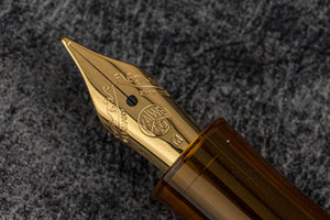 Kaweco Sport Fountain Pen Cognac - Galen Leather Edition-Galen Leather