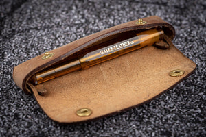 Leather Case for Kaweco - Pocket Pen-Galen Leather