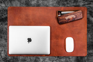 Leather Desk Pad-Galen Leather