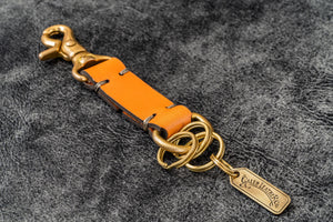 Leather Key Holder - Texas-Galen Leather