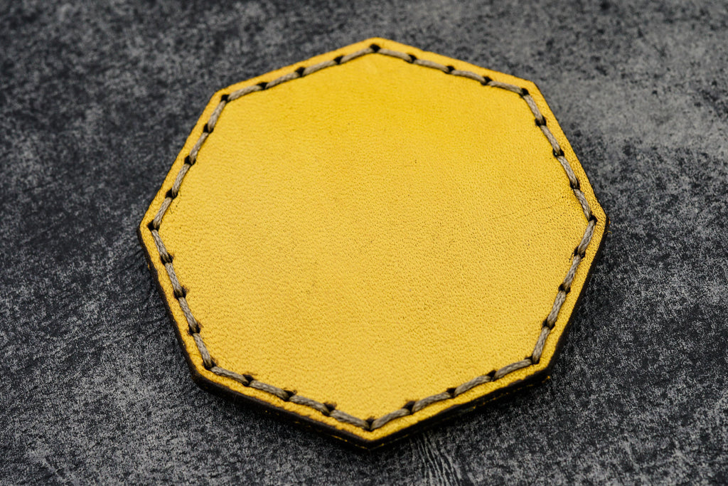 Leather Magnetic Tidy Octagon-Galen Leather