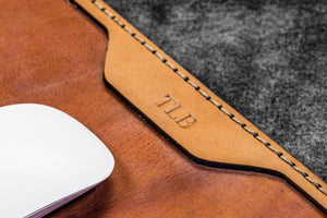 Leather Mouse Pad-