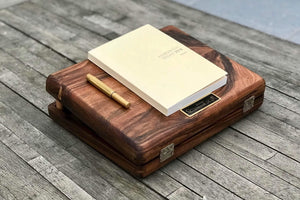 The Writing Box-Galen Leather