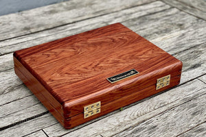 The Writing Box - Rosewood - Limited Edition-Galen Leather