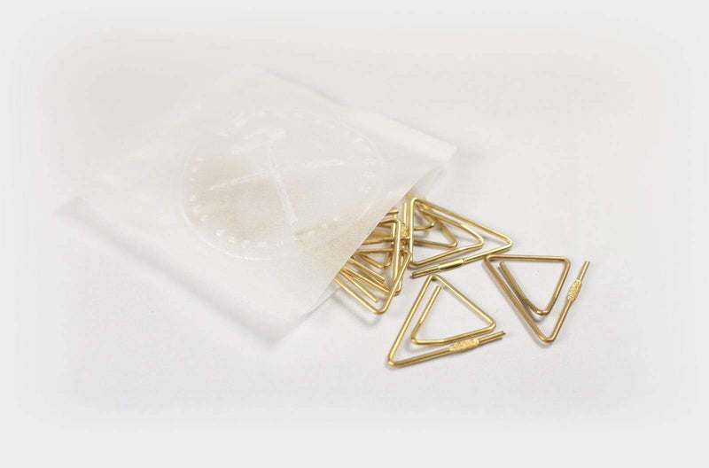 Tools to Liveby Brass Paper Clips (Weis)