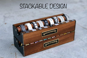 Stackable Washi Tape Holder