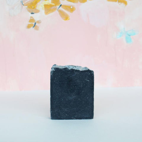 Charcoal Soap with Tea Tree and Eucalyptus