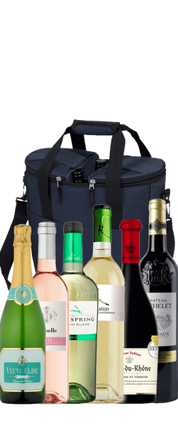 Duo Cooler & Wine Pack