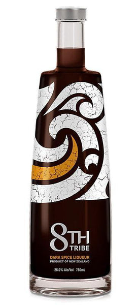 8th Tribe Dark Spice Liqueur 750ML