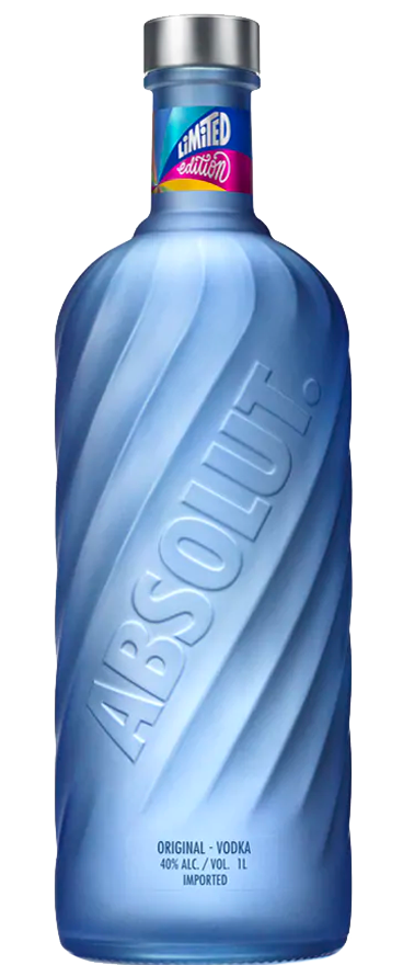 Absolut Movement Limited Edition 1L