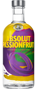 Absolut Passionfruit Vodka 700ml - Wine Central
