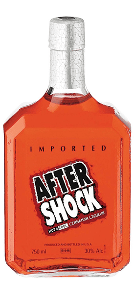 Aftershock Red Hot Cinnamon Liquor 750ML