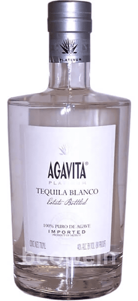 Agavita Platinum Tequila Blanco (700ml) , Spirits - Agavita, Wine Central