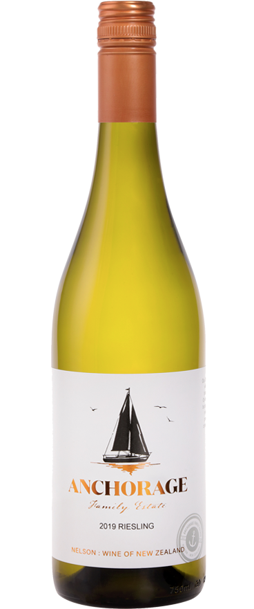 Anchorage Riesling 2019 - Wine Central
