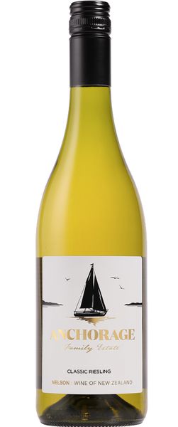 Anchorage Family Estate Classic Riesling 2015