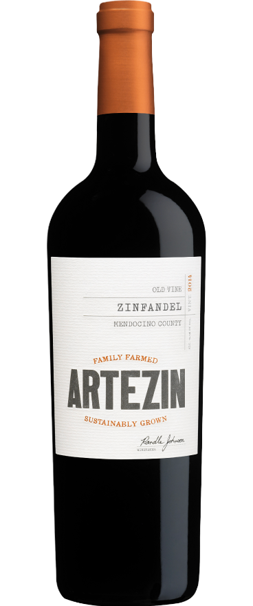 Artezin Mendocino County Old Vine Zinfandel 2018 - Wine Central