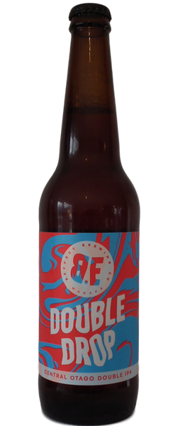 12 Bottles of B.Effect Brewing Co. Double Drop IIPA (12x 500ml Bottles) BB:16.11.19